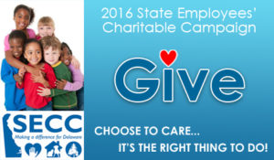 Delaware's State Employee Combined Campaig Logo